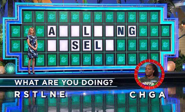 Wheel Of Fortune March 17 2020